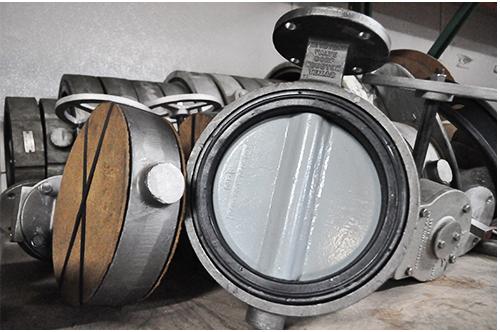 Figure 640 Stainless Steel Round Vent Valve