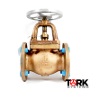 Pima Valve Bronze Flanged globe valve bronze trim B122A copy