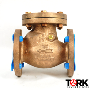 Pima_B1620E_Bronze_Navy_Check_Valve, what is a check valve?