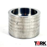 3000 lb 304/304L stainless steel socket weld coupling