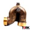 Bronze P-Trap Sil-Braze 400 lbs