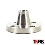 weld neck stainless steel flange raised face