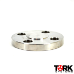 blind stainless steel flange raised face