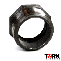 150 lb Black Iron Insert Bushing Threaded connection