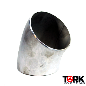 316/316L stainless steel 45 degree elbow butt weld