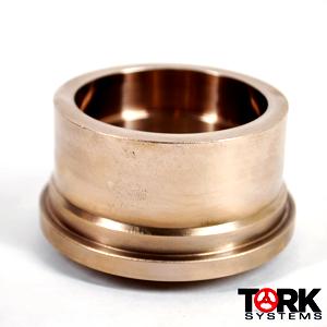 90/10 Copper Nickel Tail Piece 400 lb