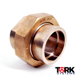70/30 Copper Nickel Union 400 lb socket weld