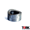Aluminum Outlet Weld-O-Let 400 lbs Threaded