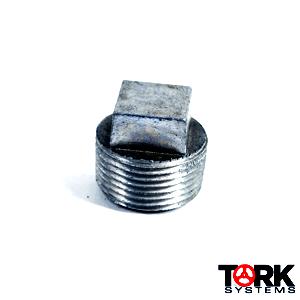 Aluminum Plug Threaded 150 lbs