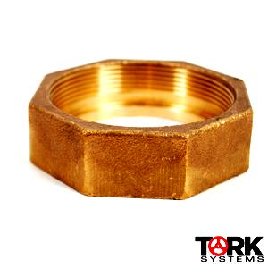 Bronze Union Nut Sil-Braze 400 lb