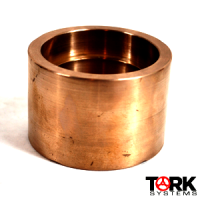 Copper Nickel Half Coupling