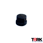 Iron Cap Threaded