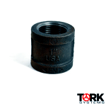 Malleable Iron Threaded Half Coupling