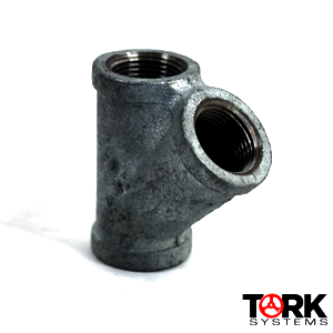 Threaded commercial Malleable Iron Y Lateral