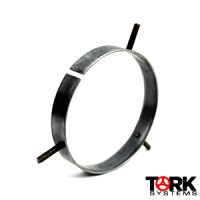stainless steel backing ring